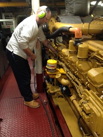 filtering commercial oil tanks
