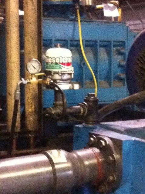 Dieselcraft industrial fuel-water separator