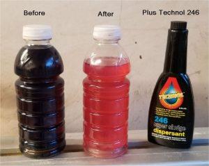 Algae in Diesel Fuel Tanks